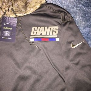 info for c0080 02873 Nike New York Giants Salute to service Hoodie NWT